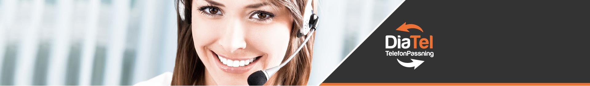 Telefonpassning från DiaTel - låter dig göra bra affärer!